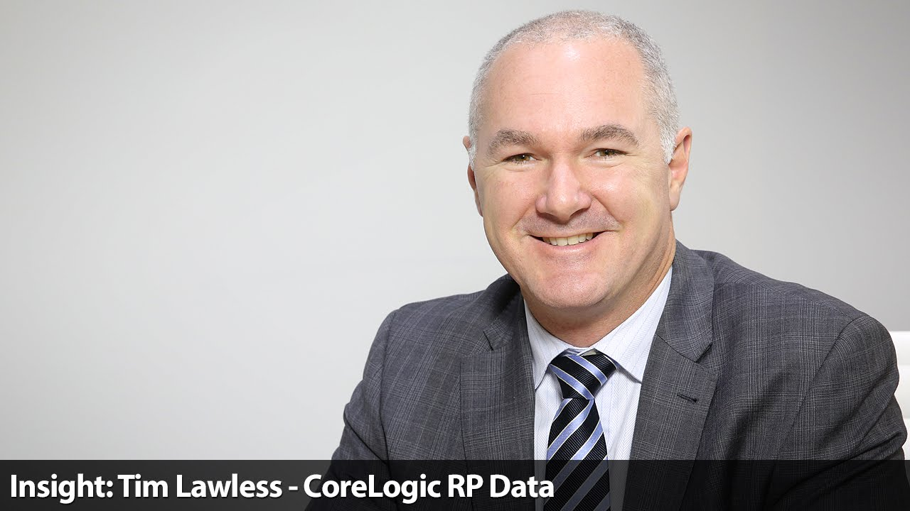 Tim Lawless CoreLogic