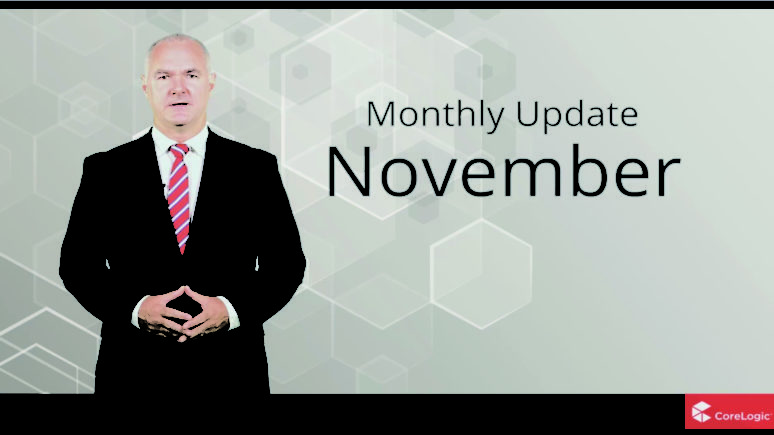We Love Rentals CoreLogic November Market Update