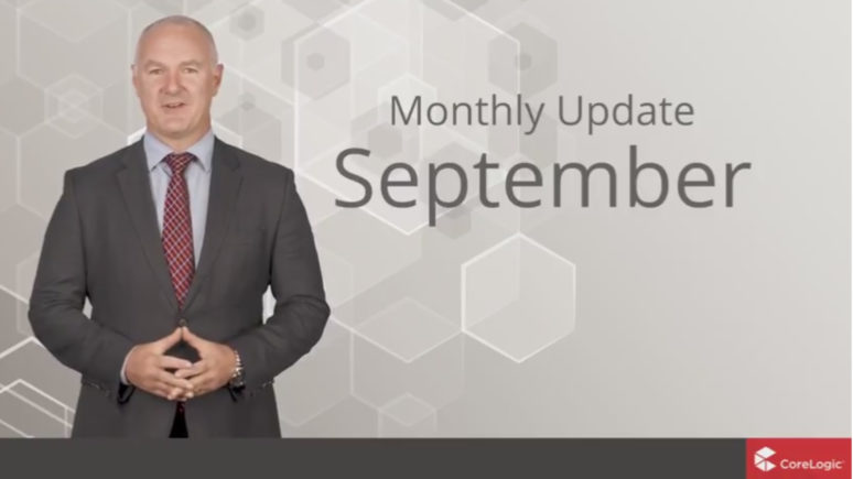 We Love Rentals CoreLogic September 2017 Market Update