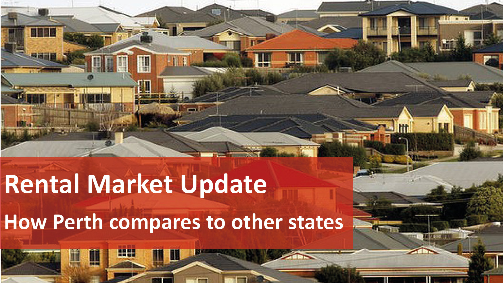 We Love Rentals Rental Market Update October 2016