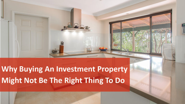 We Love Rentals Why An Investment Might Not Be The Right Thing