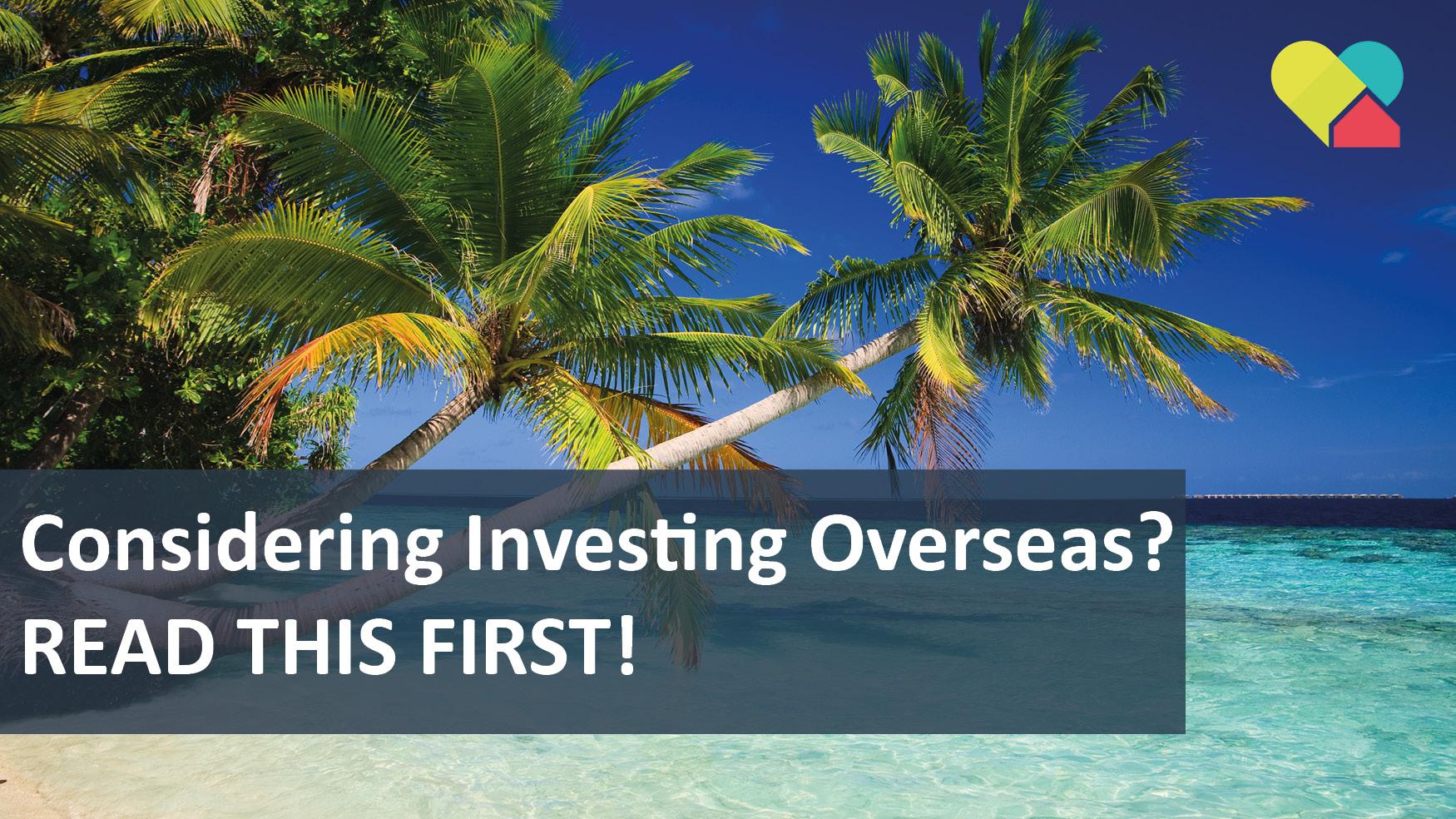 Considering Investing Overseas