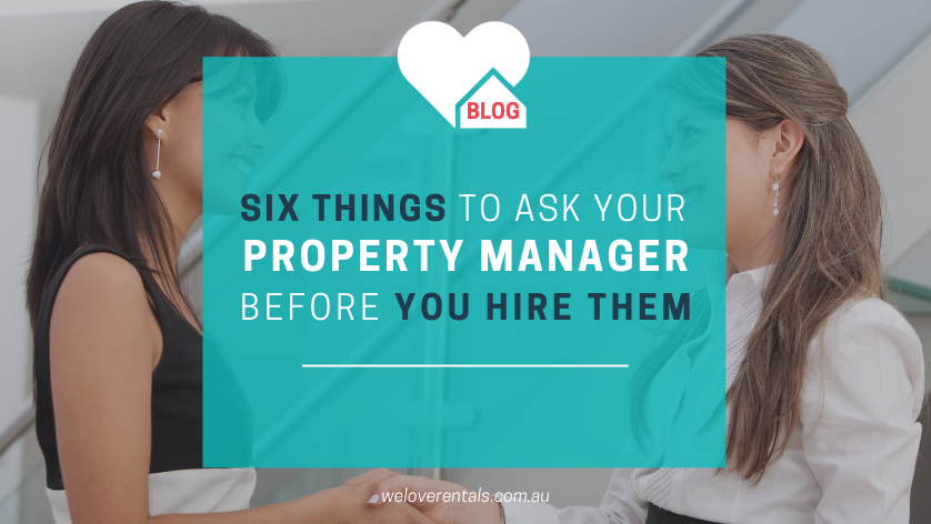 6 Questions To Ask Your Property Manager