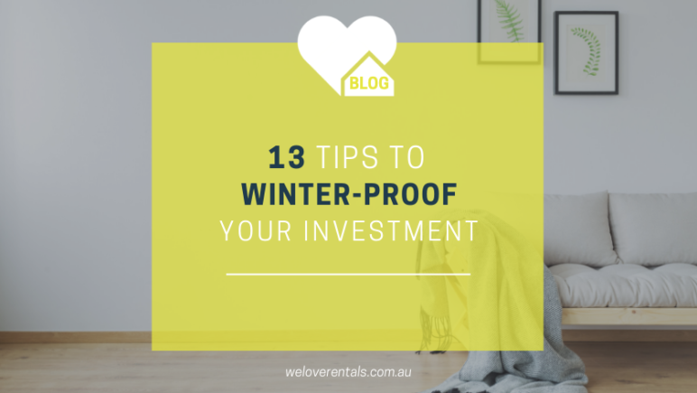 Prepare your rental for winter