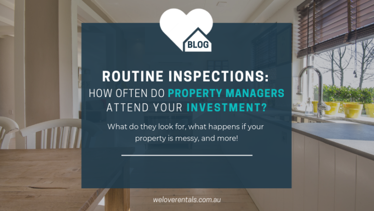 routine inspections property management