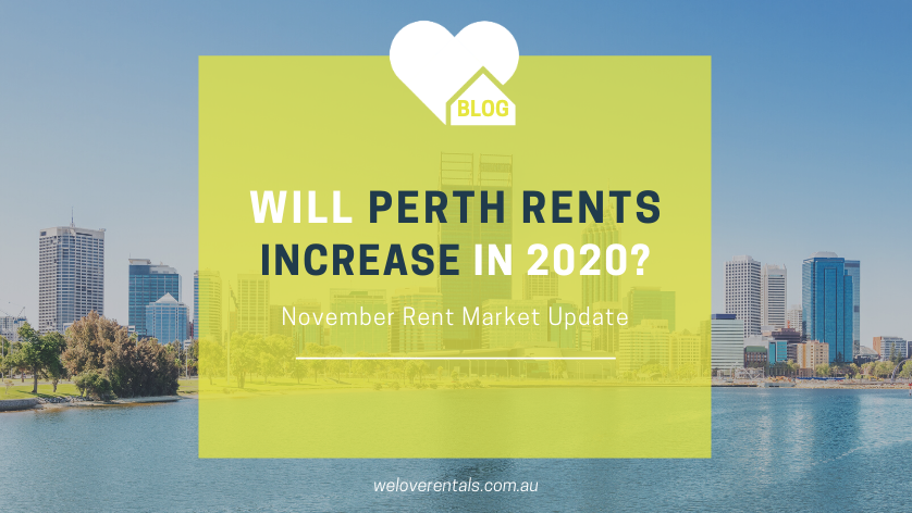 rent increase in 2020 Perth 2