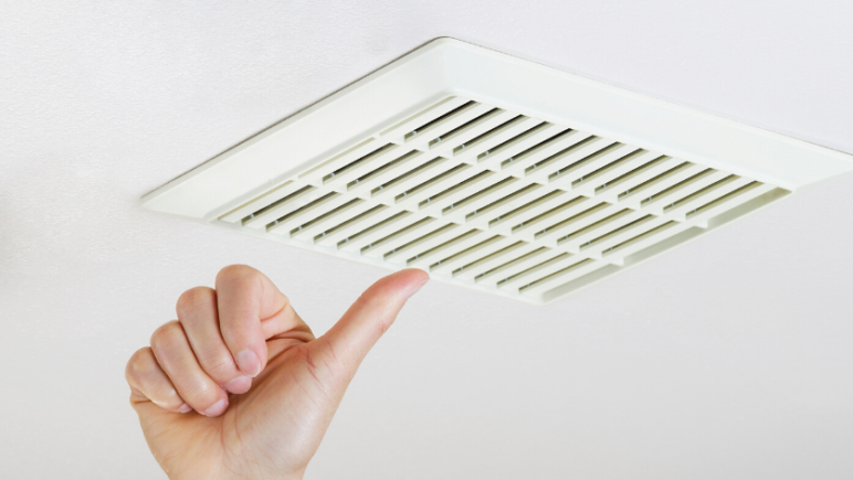 replace bathroom exhaust fans