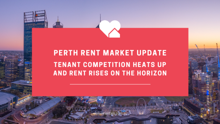 Perth rental market update May 2020