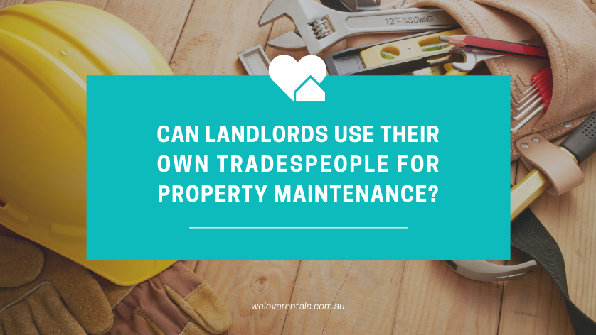 landlords and property maintenance