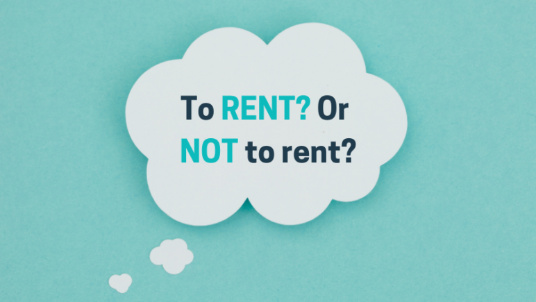 renting my property