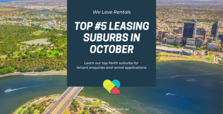 Perth rental market update October 2020