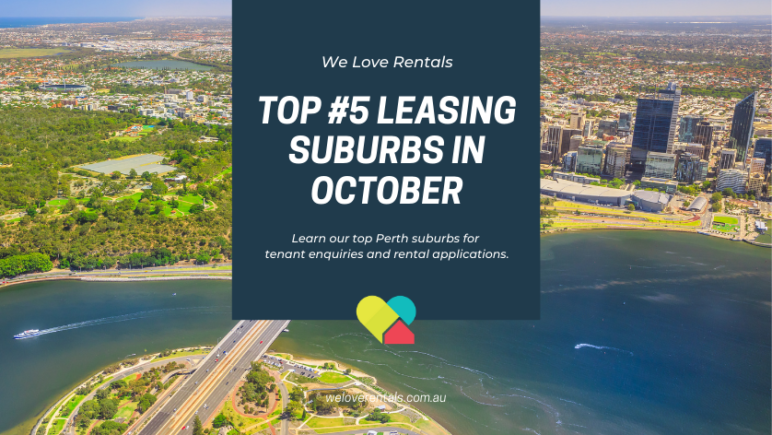 Perth rental market update October 2020