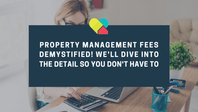 Property management fees demystified