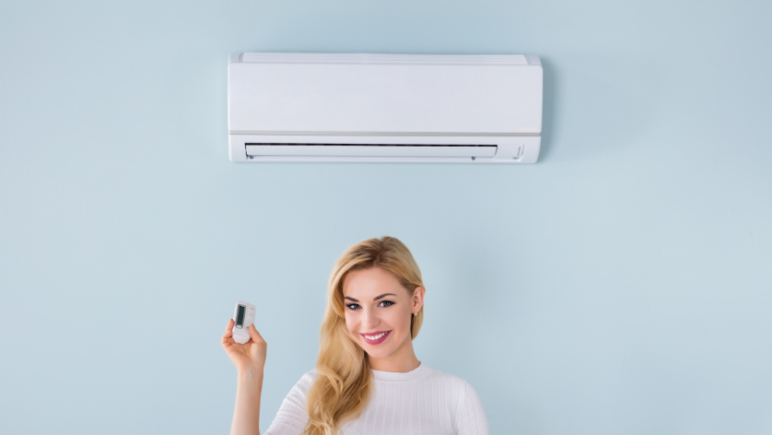 air conditioner rental property maintenance in summer