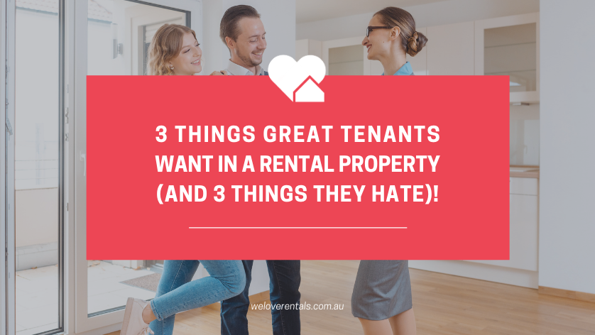 Finding good tenants for your rental property