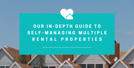how to self manage multiple rental properties