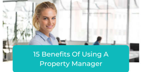 15 Benefits of using a property manager