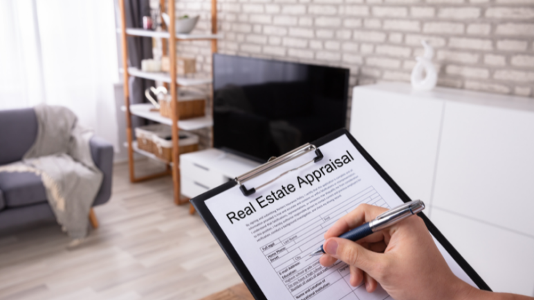 Difference between a property valuation and a property appraisal 2