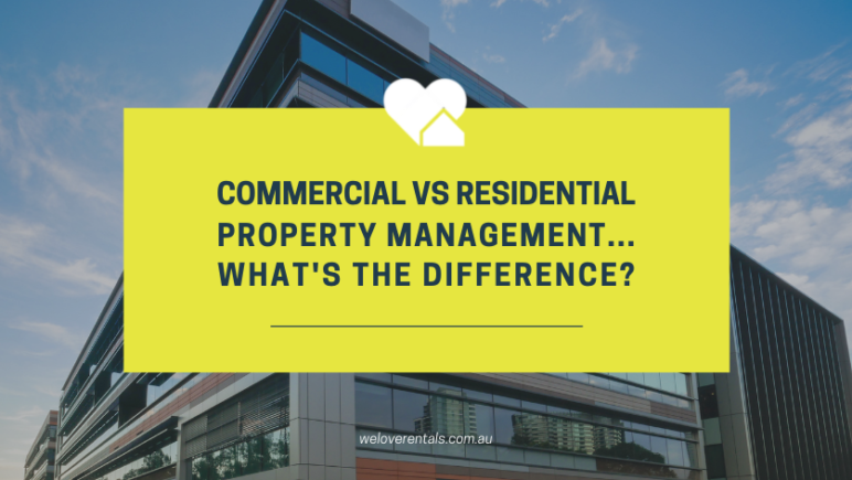 commercial vs residential property management